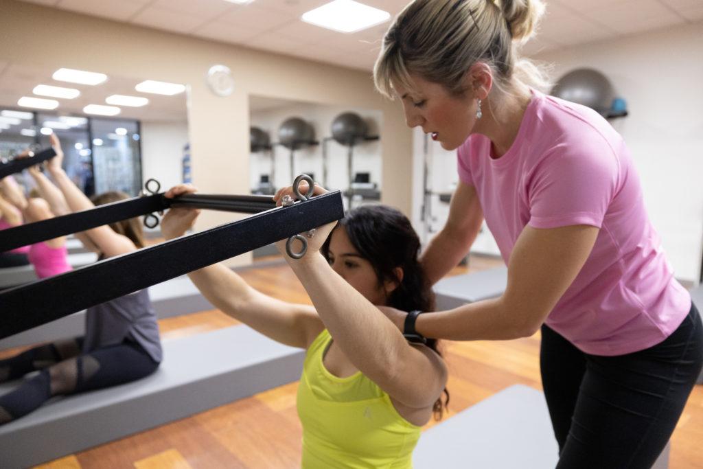 Formación Pilates Urban- Complementa los estudios de fisioterapeuta con nuevas técnicas