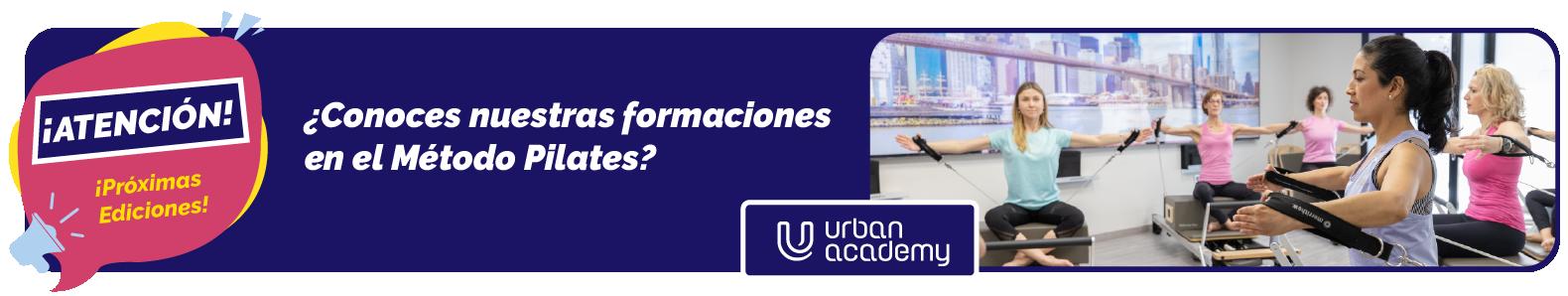 Formación de pilates en Valencia. Mejor centro de Formación Pilates.