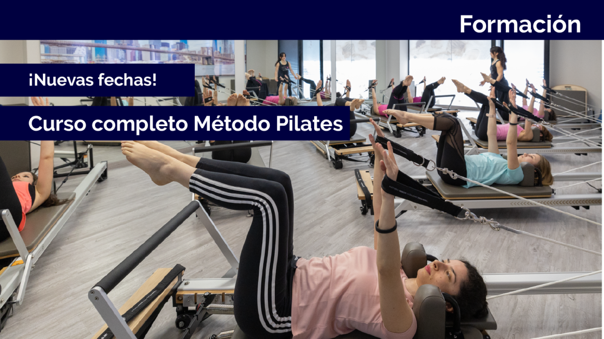Curso completo Método Pilates