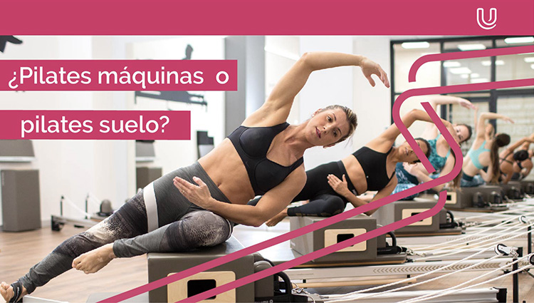clases de Pilates máquinas en Valencia
